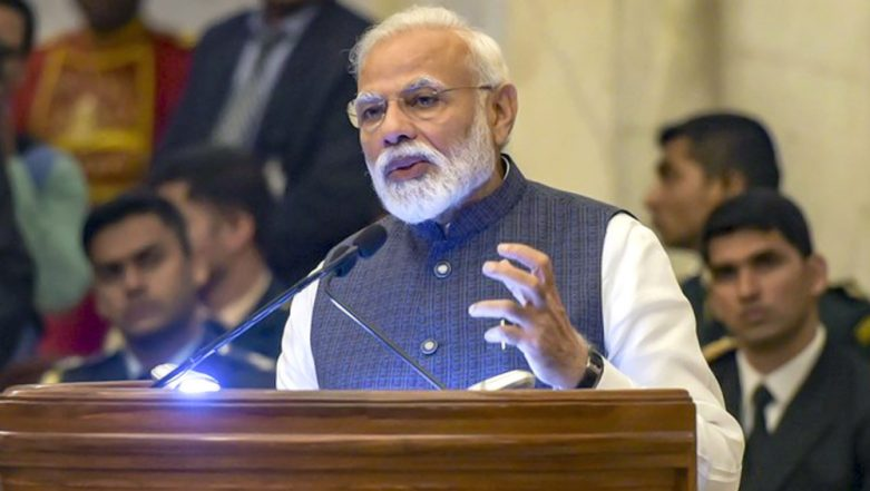 Khelo India Mobile App Launched by PM Narendra Modi; Application Aims to Bring Awareness on Fitness & Sports (Watch Video)