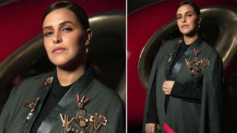 Neha Dhupia Gives It Back To A Fashion Article For Trolling Her Over Her Post Pregnancy Weight Gain!