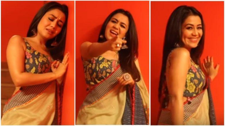 Neha Kakkar Releases Her Version Of Tera Ghata Amidst Break Up With Himansh Kohli Watch Video Latestly