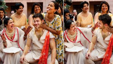 Lilly Singh Shares Unseen Pics From Priyanka Chopra and Nick Jonas' Haldi Ceremony And They Are a Perfect Weekend Treat to the Eyes