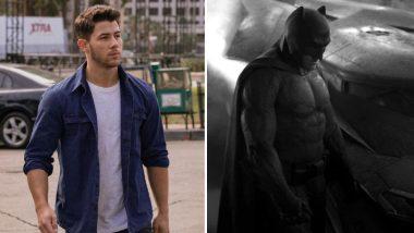 Nick Jonas Wants to Play Batman after Ben Affleck Hangs the Cape