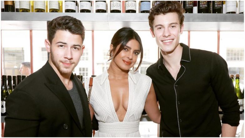 Grammy Awards 2019: Priyanka Chopra, Nick Jonas and Shawn Mendes Attend Pre-event Musical Night – See Pics