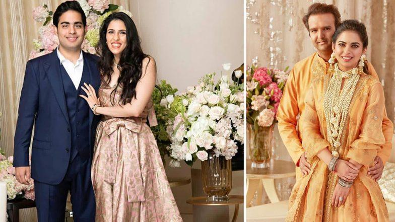Did You Know Akash Ambani Gave His Wedding Dates to Darling Sister, Isha Ambani Piramal?