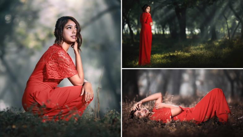 Niti Taylor aka Mannat From Ishqbaaz Loves Red Outfits: 5 Times the Cute TV Actress Rocked the Colour of Love