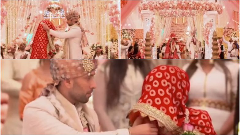 Ishqbaaz February 13, 2019 Written Update Full Episode: Mannat Gets Married to Shivaansh, But Will She Support Varun's Plan?