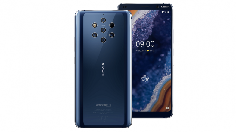 MWC 2019: Nokia 9 PureView is World's First Smartphone With Penta Camera Setup; Priced at $699