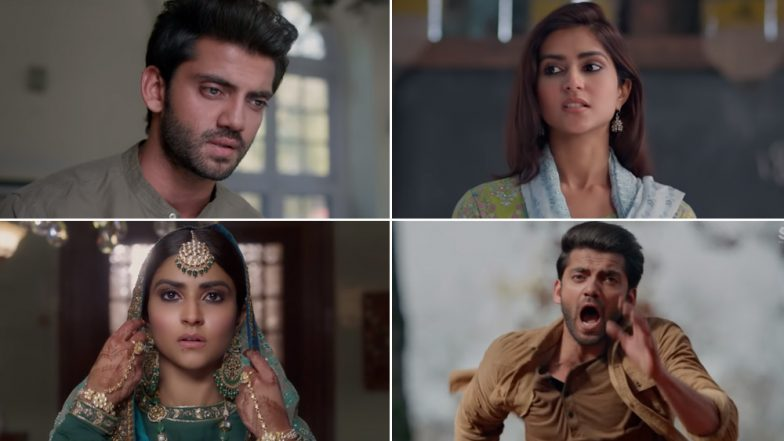 Notebook Trailer: The Beautiful Kashmir and a Hrithik Roshan Song Give a Lovely Hue to Pranutan Bahl and Zaheer Iqbal's Unusual Romance – Watch Video