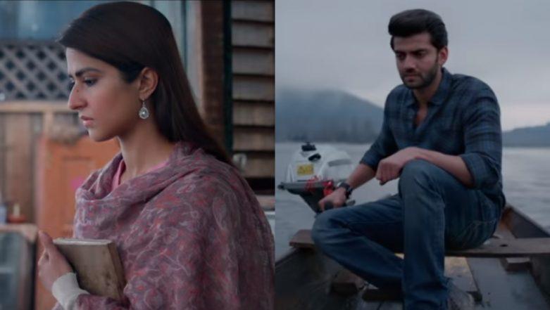 Notebook Song Nai Lagda: Pranutan Bahl and Zaheer Iqbal's Romantic Song by Vishal Mishra is a 10/10 (Watch Video)