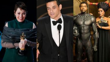 Oscars 2019 Complete Winners List: Green Book, Rami Malek, Olivia Colman, Black Panther Win Top Honours at 91st Academy Awards