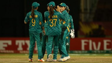 Pakistan Announce 15-Member Squad for ICC Women's Championship 2019 Against England