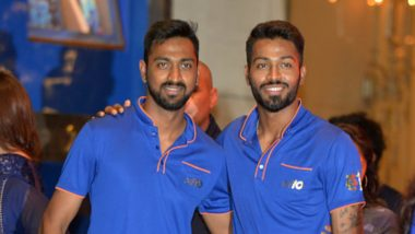 Hardik Pandya Surpasses Brother Krunal to Own This Embarrassing Record During India vs New Zealand, 3rd T20I Match