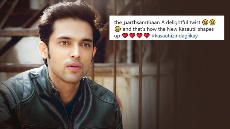 Parth Samthaan Captions Kasautii Zindagii Kay 2's Promo As 'New Kasautii'! What Does This Mean?