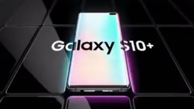 New Samsung Galaxy S10, Galaxy Buds Leaked TV Commercial Emerges Online Ahead of Unpacked Event 2019: Watch Video