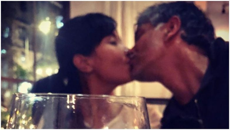 Milind Soman and Wife Ankita Konwar's Pre-Valentine's Day Celebration Will Make You Miss Your Partner - View Pic