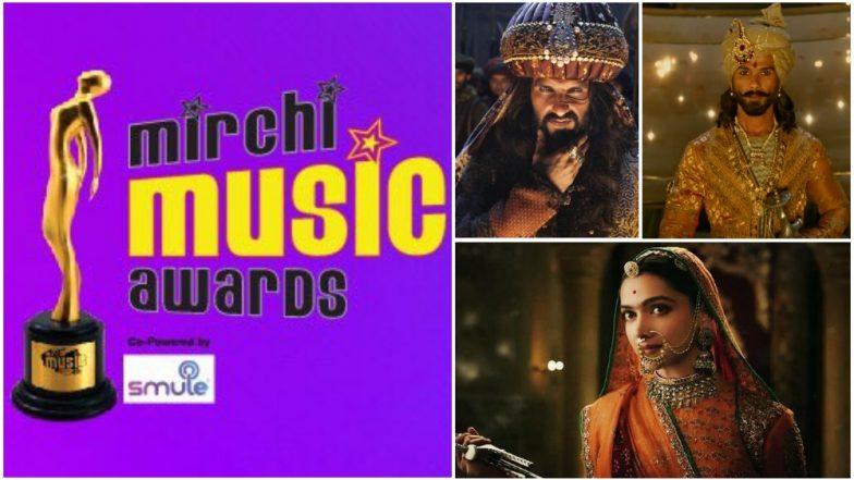 Mirchi Music Awards 2019 Winners List: Ranveer Singh, Deepika Padukone and Shahid Kapoor's Padmaavat Bags 8 Trophies