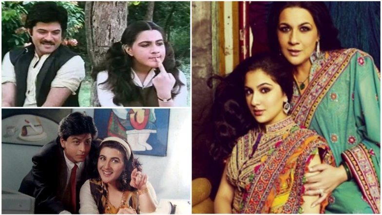Amrita Singh Birthday Special: 5 Lovely Performances of the Actress That Sara Ali Khan Can Pick a Note From