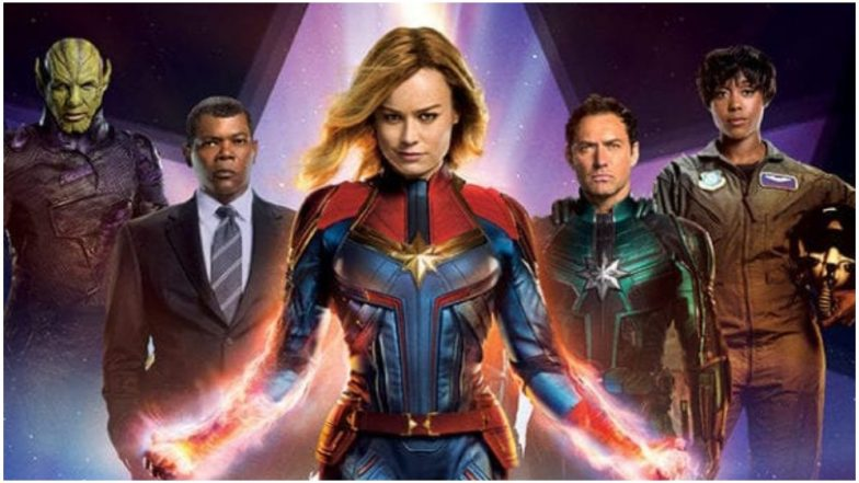 Captain Marvel New Promo Brie Larson As The Superhero Is Here To