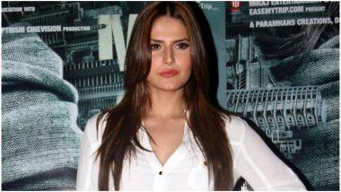 Bigg Boss 13: Zareen Khan Slams Journalist Shefali Bagga for Body Shaming Rashami Desai