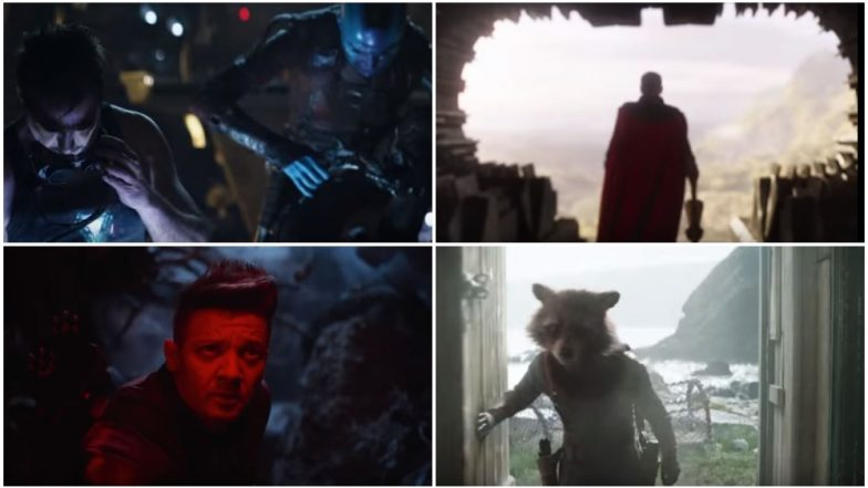 Avengers: Endgame Superbowl Trailer: Nebula's 'Sacrifice', Captain America's PTSD, Time Travel? – 11 Things You Might Have Missed in the New Marvel Promo