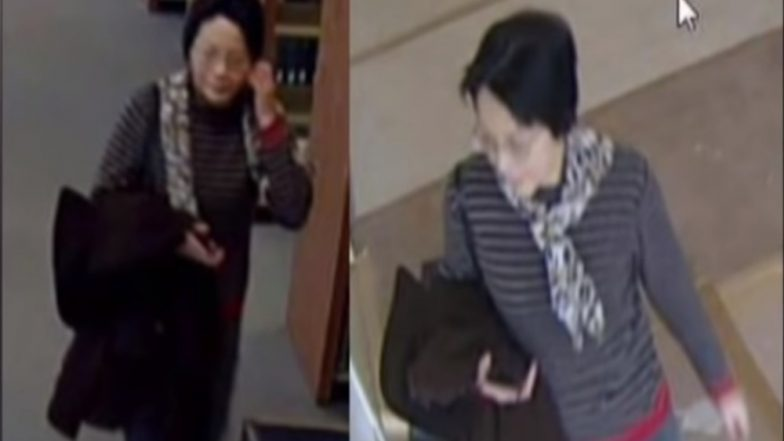 Valentine's Day 2019: American Mother Roams Son's University Campus to Find a Find a Girl For Him (Watch Video)