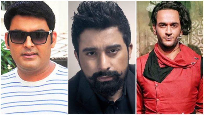 Pulwama Attack: Kapil Sharma, Vikas Gupta, Rannvijay Singha, Television Industry Condemns Terror Attack in Kashmir