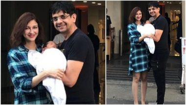 Bhabhi Ji Ghar Par Hai Actress Saumya Tandon Names Her Baby Boy 'Miraan'