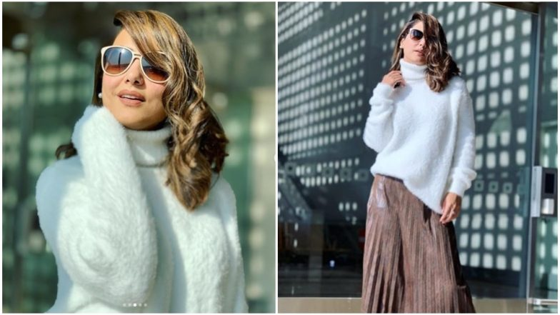 Hina Khan's Latest Instagram Post Will Leave You Bewitched – View Pics