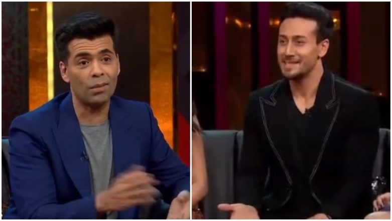 Koffee With Karan 6: Tiger Shroff Blatantly DENIES Dating Disha Patani, Calls Her Just a 'Great Friend!'