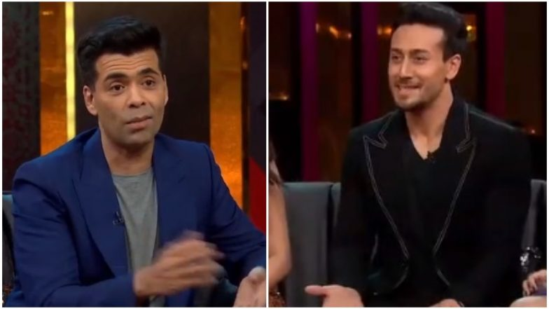 Koffee With Karan 6: Tiger Shroff Blatantly DENIES Dating Disha Patani, Calls Her Just a 'Great Friend!'