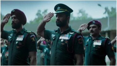 Uri - The Surgical Strike Box Office Collection: Vicky Kaushal's Film Eyeing to Surpass the Lifetime Business of Simmba, Mints Rs 238.52 Crore