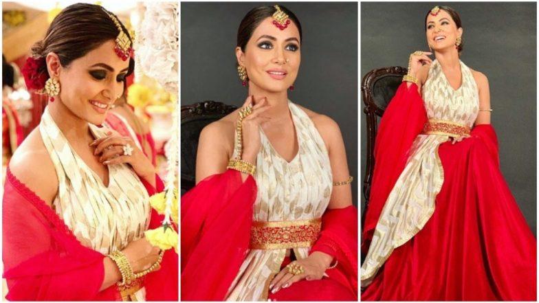 Hina Khan's Komolika Swag Is On Point In Ekta Kapoor's Kasautii Zindagii Kay 2 - See Pics