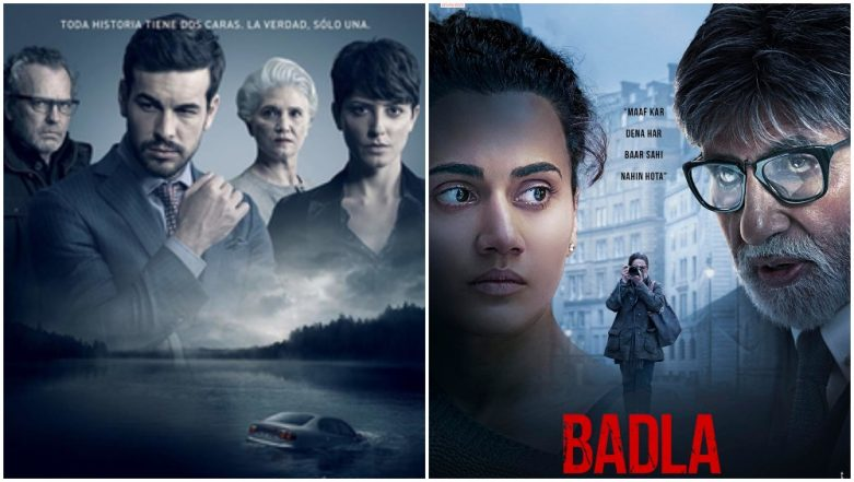 Badla Trailer: Here's All You Need to Know About the Invisible Guest, the Spanish Thriller That Inspired Amitabh Bachchan and Taapsee Pannu's Film