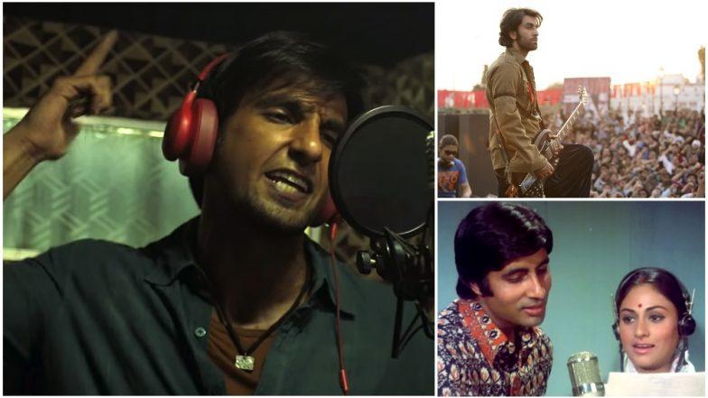 Gully Boy: Amitabh Bachchan's Abhimaan, Ranbir Kapoor's Rockstar – 7 Movies That Celebrate Music Which You Should Watch Before Ranveer Singh and Alia Bhatt's Film