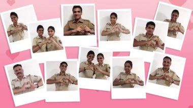 Valentine's Day 2019: Mumbai Police Confesses Their Love For Maximum City With a Beautiful Video