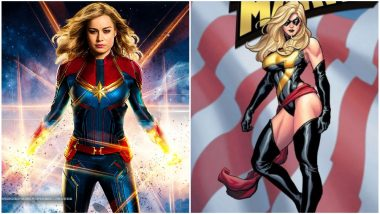 Captain Marvel: Will We See Brie Larson in Carol Danvers' Infamous 'Swimsuit' Costume? Here's What Kevin Feige Has to Say!