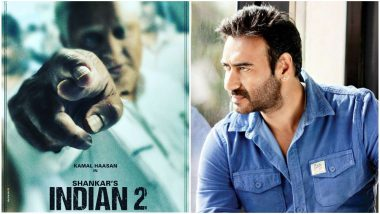 Ajay Devgn Rejected Kamal Haasan's Indian 2 and The Reason is...