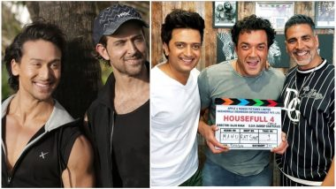 Hrithik Roshan's Next with Tiger Shroff to Clash with Akshay Kumar's Housefull 4?