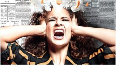 Kangana Ranaut Accused of Stalling Mental Hai Kya Shoot; Producer Denies Incident