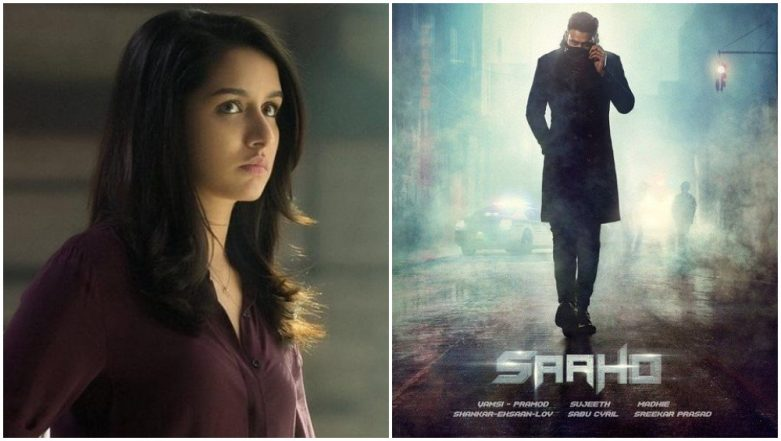 Hear It!  'Shades of Saaho Chapter 2' To Release on Shraddha Kapoor's Birthday