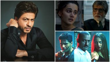 Amitabh Bachchan's Badla, Sidharth Malhotra's Ittefaq – 5 Movies Shah Rukh Khan Was Happy Producing but Never Took On the Lead Roles!