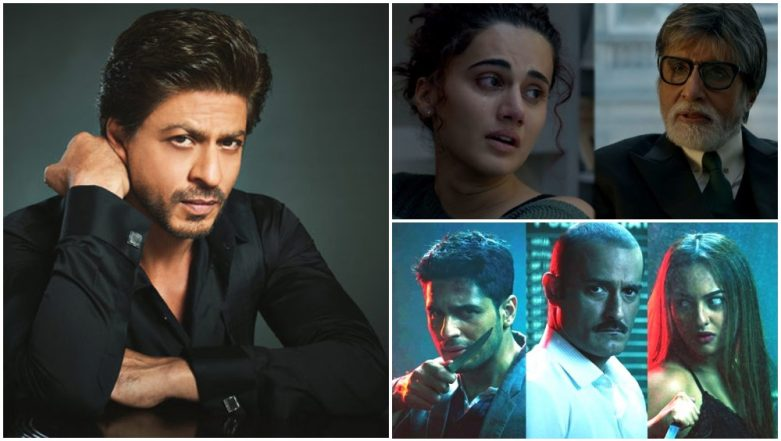 Amitabh Bachchan's Badla, Sidharth Malhotra's Ittefaq – 5 Movies Shah Rukh Khan Was Happy Producing but Never Took On the Lead Roles!