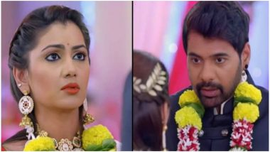 Kumkum Bhagya February 13, 2019 Written Update Full Episode: Abhi and Pragya's Wedding News Makes Tanu, Aalia and Mr King Unhappy