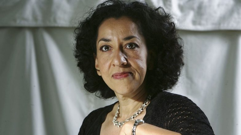 IMG ANDREA LEVY, English Novelist