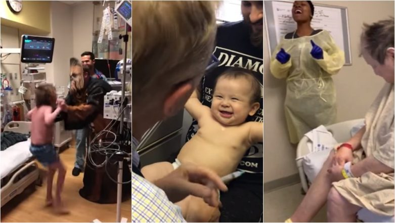 These 5 Videos of Doctors, Nurses And Hospital Staff Taking The Extra Step for Their Patients Is Truely Heartwarming!