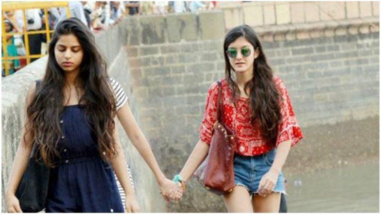 Suhana Khan's Bestie, Shanaya Kapoor to Follow Her ...Shanaya Kapoor Instagram