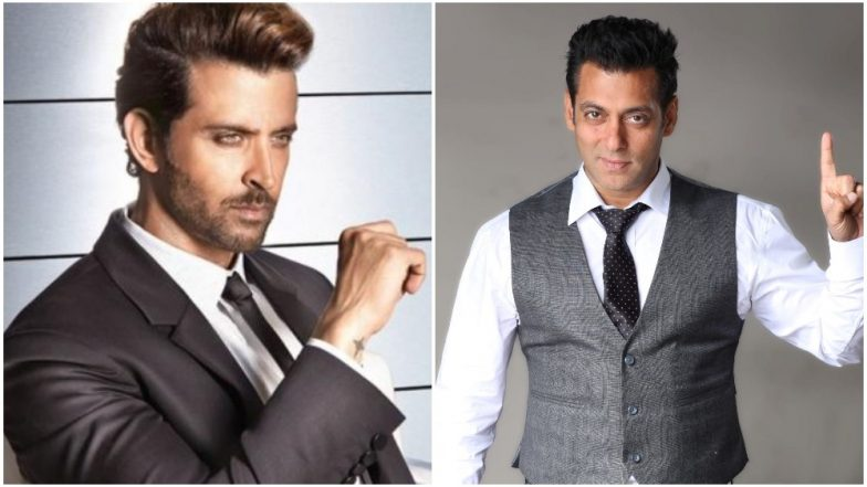 Not Hrithik Roshan But Salman Khan to Come on Board for Rohit Dhawan's Next?