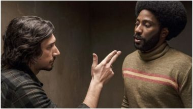 BlacKkKlansman Nominated for Oscars 2019 Best Picture Category: All About the Spike Lee Film and Its Chances of Winning at 91st Academy Awards