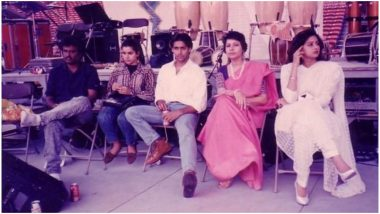 Ram Gopal Varma Shares This Old Picture of Rajinikanth, Salman Khan and Sridevi and We Have to Ask This, 'Why So Serious?'