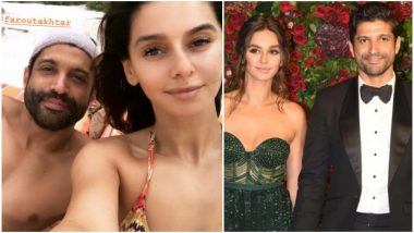 Farhan Akhtar and Shibani Dandekar's Latest Insta Pictures Show They're Having a Great Time by the Beach
