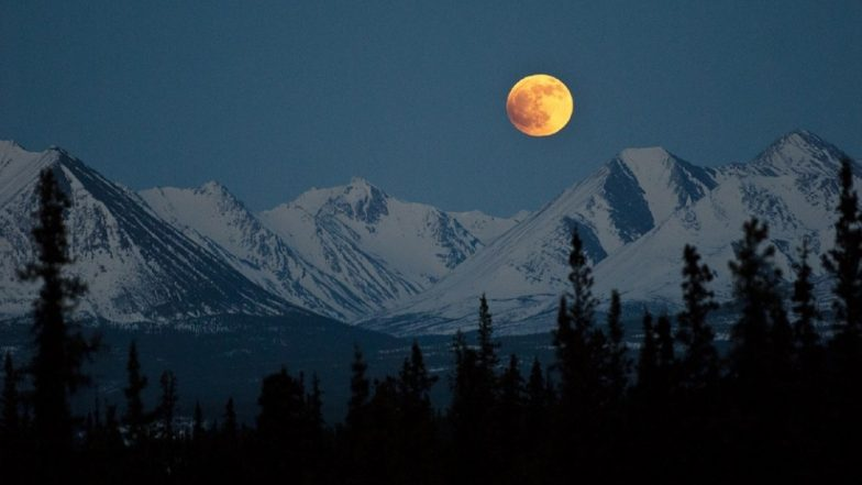 Super Snow Moon 2019 Live Streaming & Time in IST: Watch Supermoon as it Appears on February 19